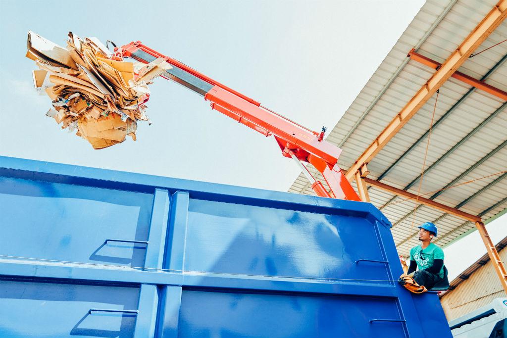廢棄物清運,回收再生