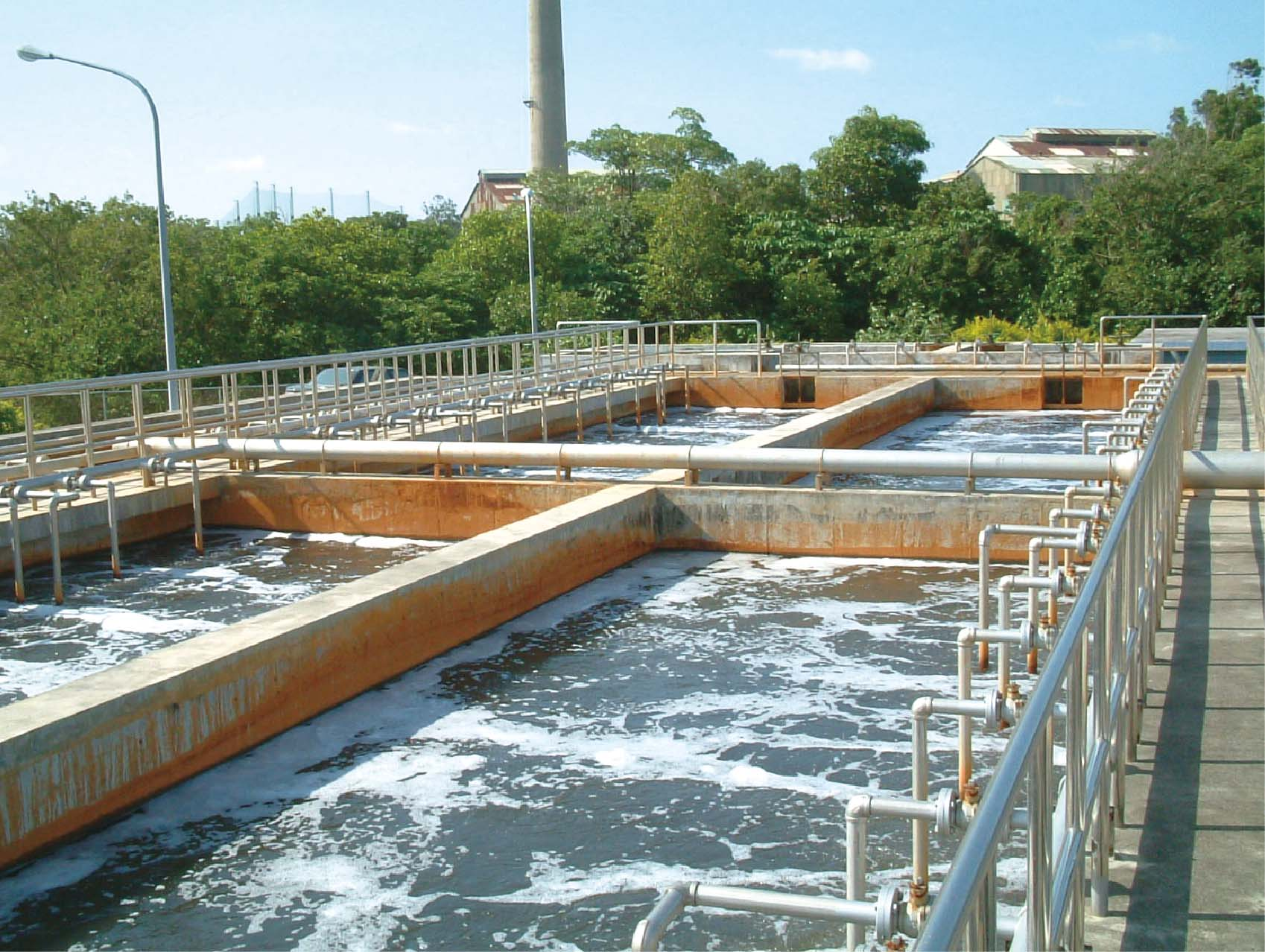 污水處理,廢氣收集淨化,滯洪抽水站