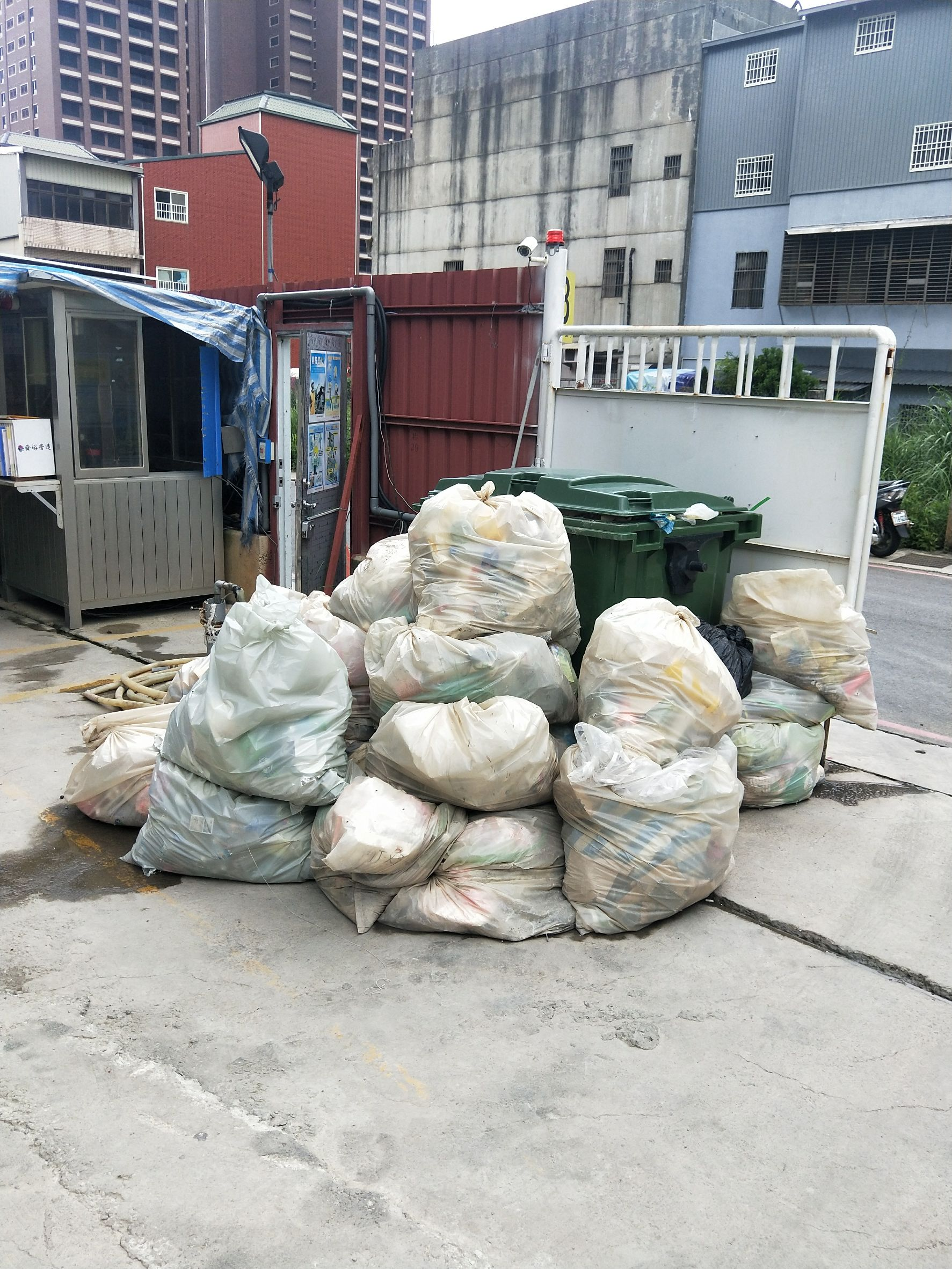 工地垃圾包月